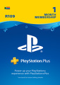 PlayStation Plus 1 Month Membership